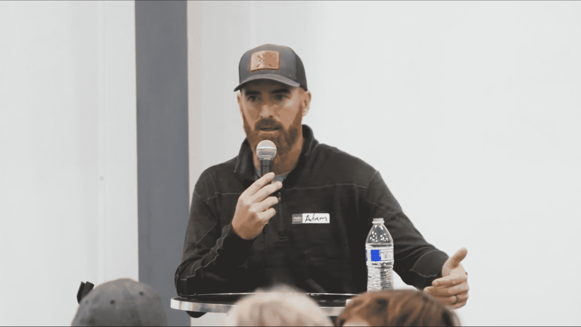 Adam LaRoche shares his story at After Hours