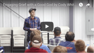 Engaging Grief with a Good God » Cody Whittington » After Hours Ribs & Brew » Shepherd's Heart Ministries